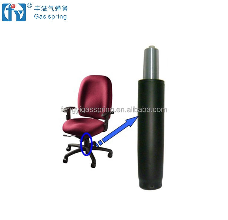 Rotational chair hydraulic lift office furnitures hardware