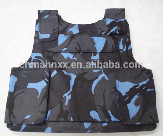 military army tactical navy blue camouflage bulletproof vest