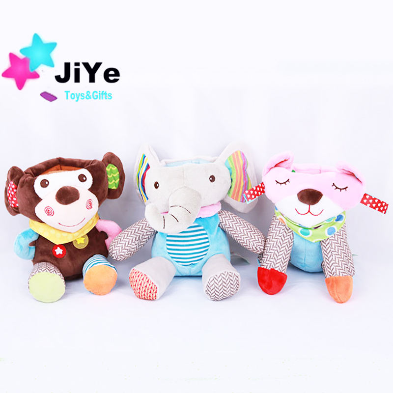 Cute Baby Feeder Cover Storage Insulation Bags Baby Milk Bottle Plush Pouch Soft Covers Keep Warm
