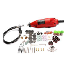 350W Dremel style Mini Rotary Tool kit with 210pcs accessories