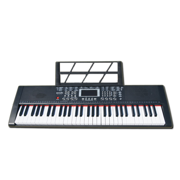 2019 LED Display Digital Inteligente eletrônico do <span class=keywords><strong>teclado</strong></span> de <span class=keywords><strong>piano</strong></span> com microfone