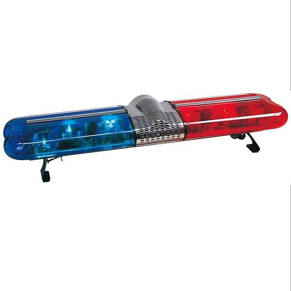 UnionTech TBD-2101A/F Red/Blue Rotating Police Lightbar