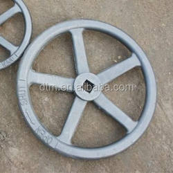 Ductile Cast Iron Hand Wheel for Valves