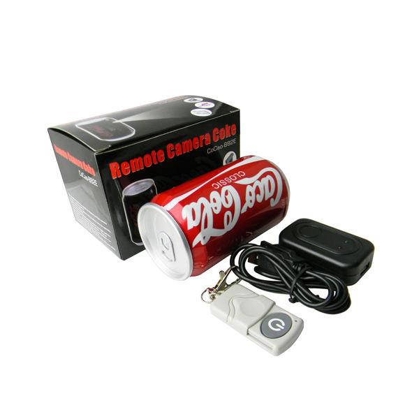 カメラhdビデオレコーダーミニ8gbyz064-bワイヤレストランスミッター付きカメラ缶
