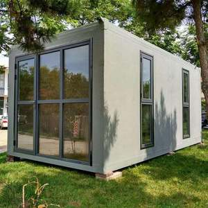Factory 20ft Foldable prefab Houses Office For Sale