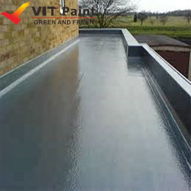 VIT Concrete roof water proofing house paint