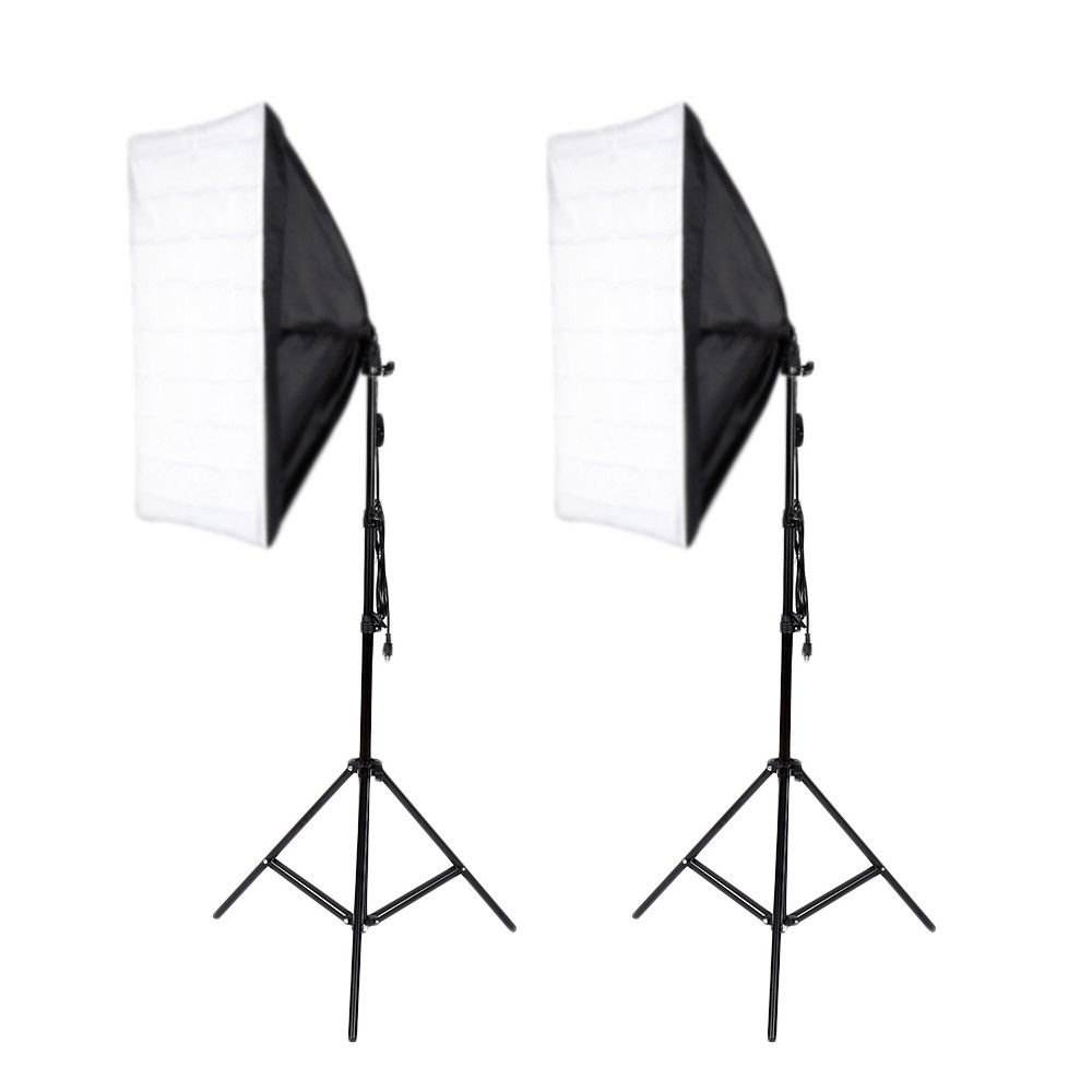 Light Lamp Stand Tripod With 1/4 Screw Head For Photo Softbox Flash Umbrella