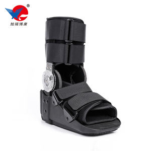 Orthopedic ankle fracture brace immobilizer air cam walker boot