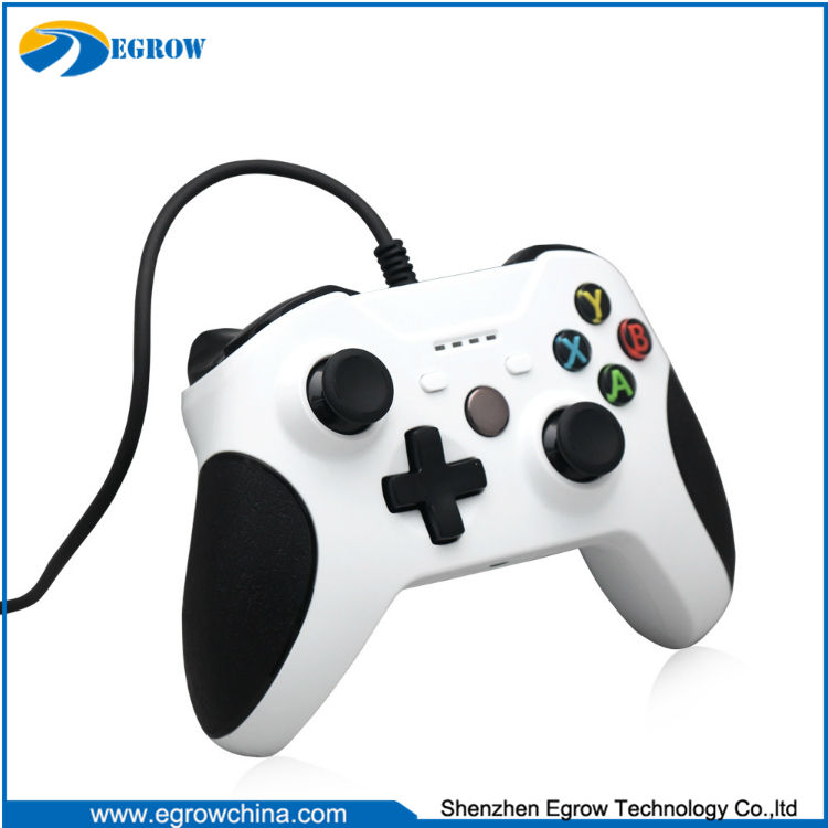 Dobe USB Wired pc game joystick voor xbox een console