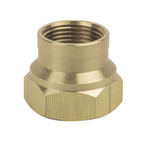 CNC turning parts high precision custom BrassCraft  3/4 Threaded Reducing Union Coupling Fitting