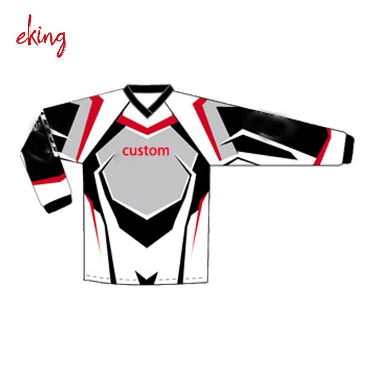customized mountain bike downhill jersey sublimated mtb cycling shirts