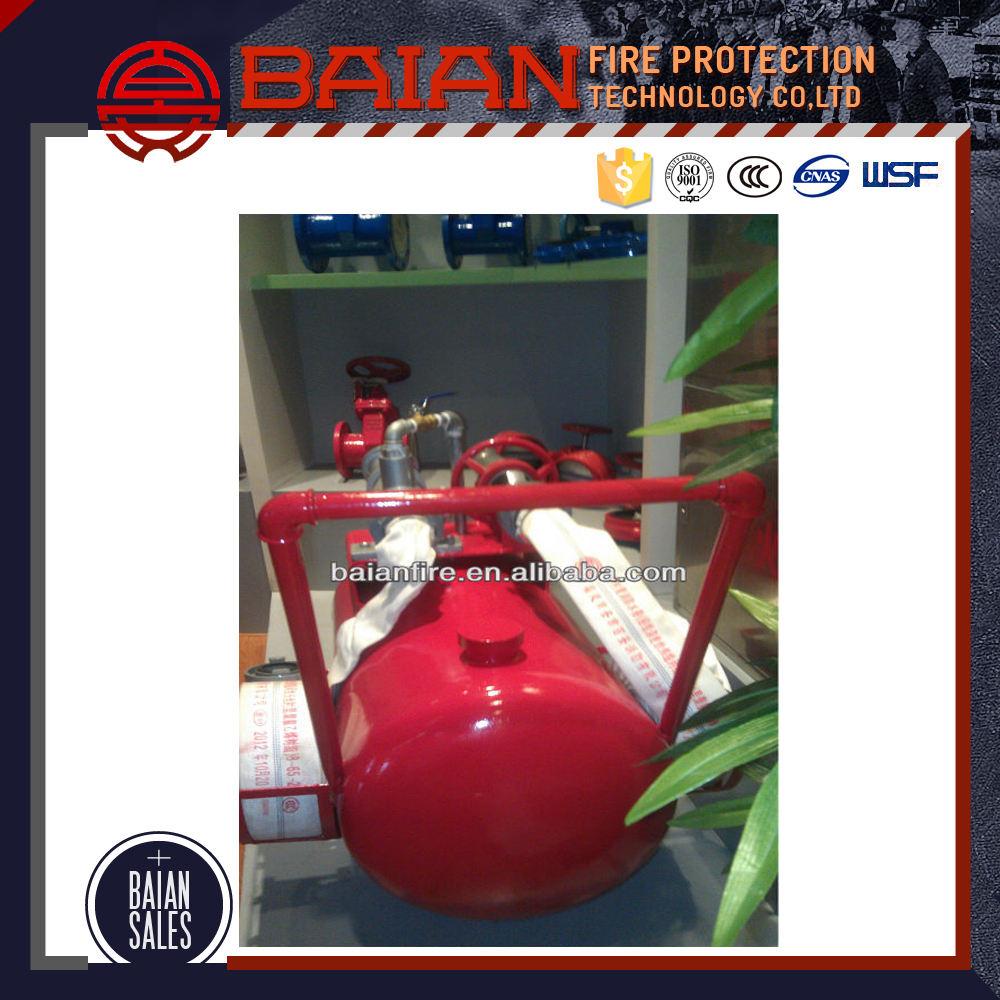 Безопасность пена машины fire suppression system foam tank supplier