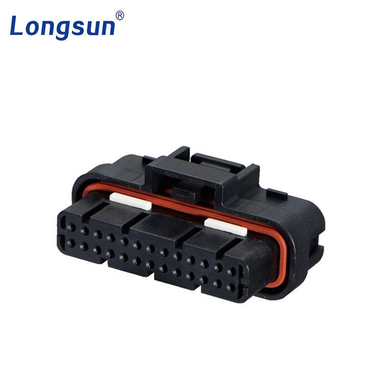 282087/ /1 Coche para conector/ /Amp Tyco Super Seal 1.5/Kit de 3/Pin Juego /1 282105/