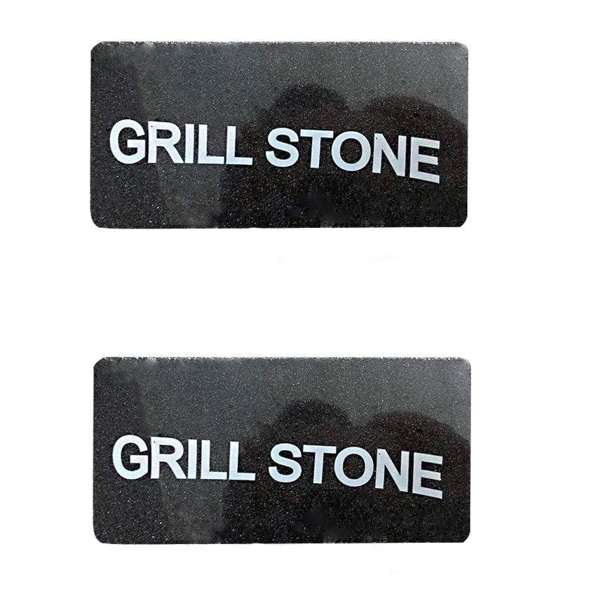 Foam glass pumice stone material bbq Grill Bricks for BBQ Cleaning