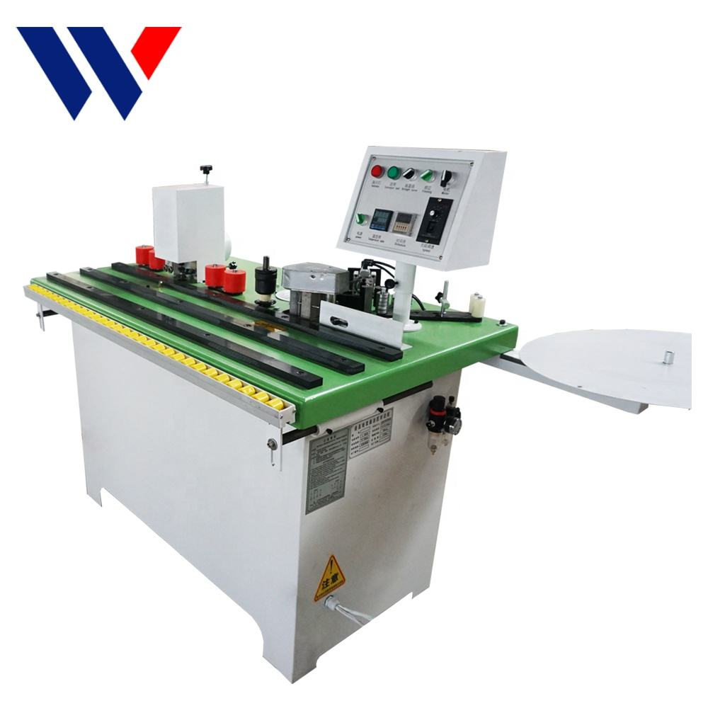WFSEN MF260T Small Automatic Curve Edge Banding Machine