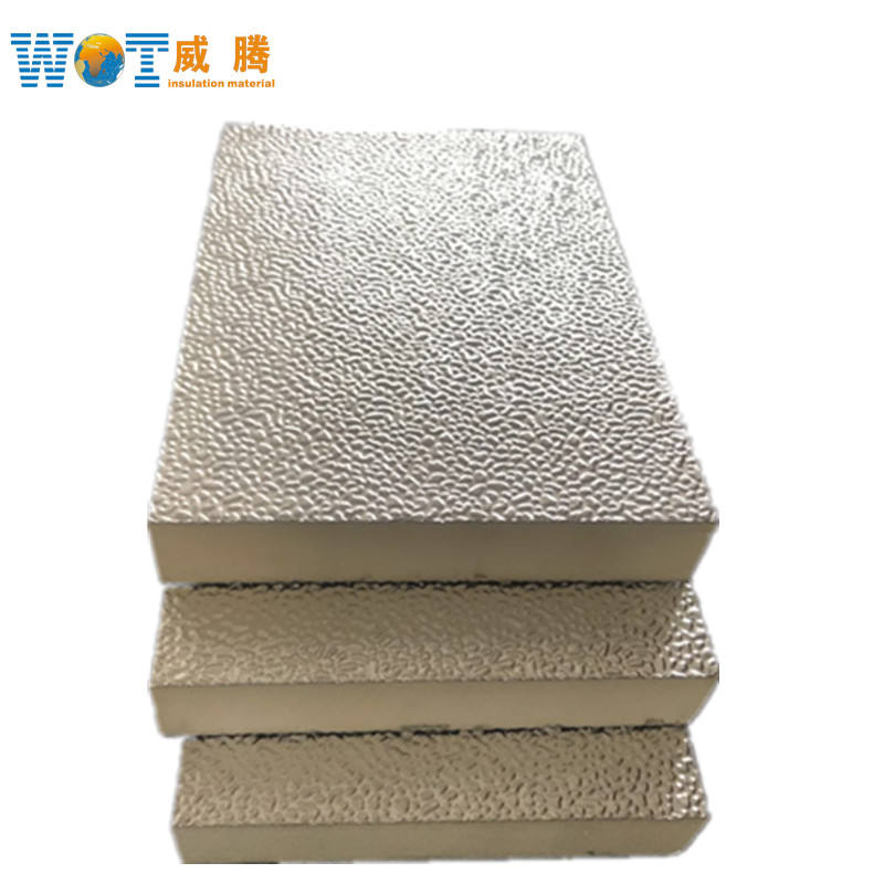 phenolic air duct foam board