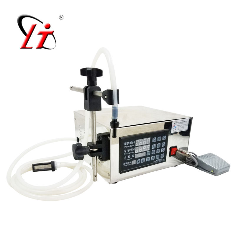 LT-130 Semi-Automatic Liquid Filling Machine,best price digital filler Perfume Filling Machine