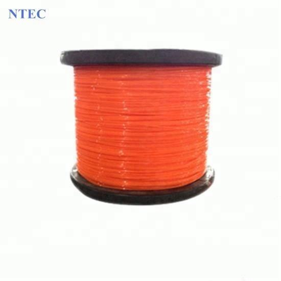 NTEC high quality nylon grass trimmer line for brush cutter