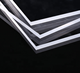 Flame retardant decorative plexiglass panels white black plexiglass plate 2mm acrylic plexiglass