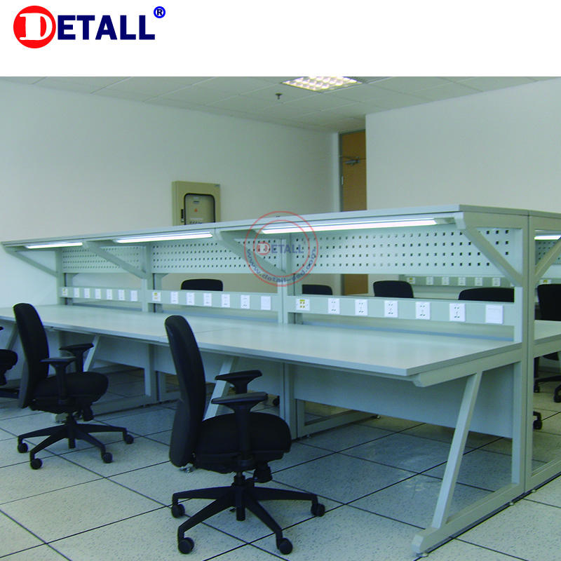 cleanroom dental electrical engineering technician workshop tools work bench with drawer cabinet