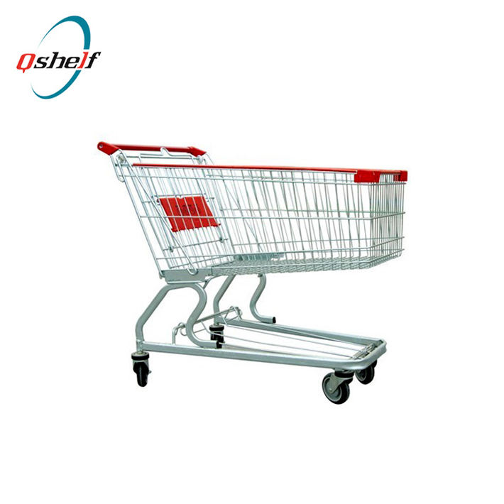Shopping cart trolley grocery cart with cover for baby