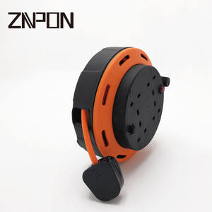 5m BS socket mini cable reel
