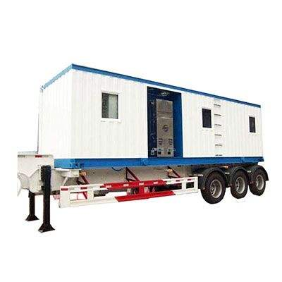 container gas station diesel gasoline fuel filling skid station refuel tank station