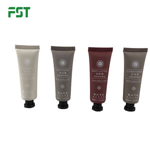 recycled plastic squeeze cosmetic tube for cosmetics packaging