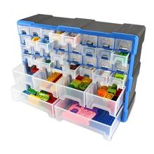 Custom Plastic Drawers Storage Box for Small Cards for Spare Parts
