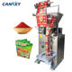 Cankey Coffee Powder Packaging Spice Grinding And Packing Machine