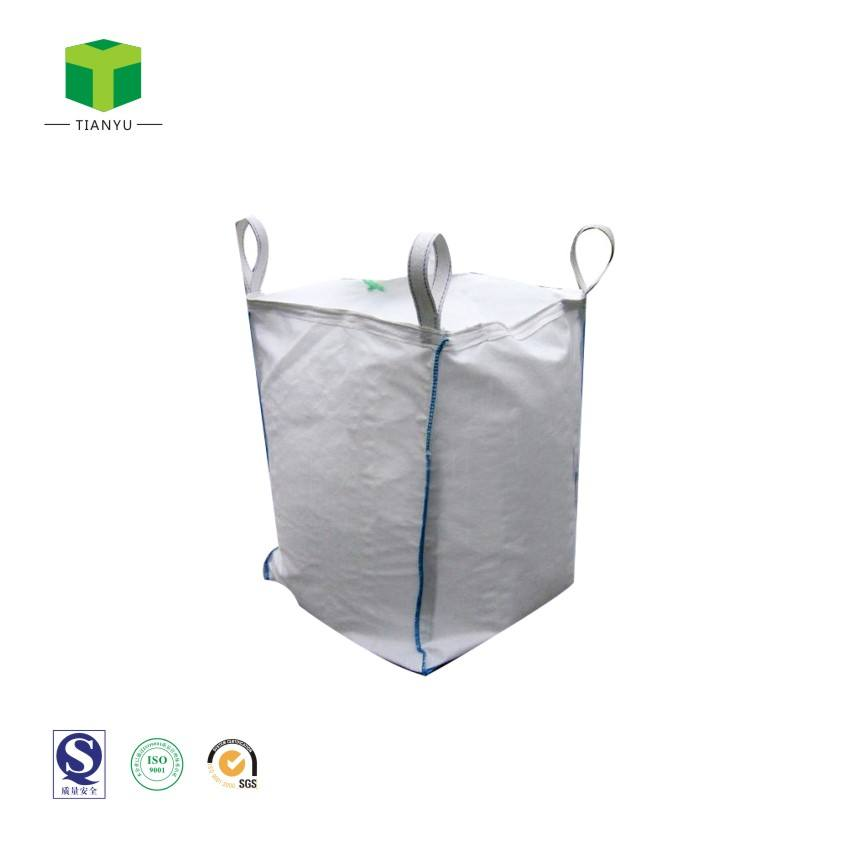 Strong PP Woven Jumbo Bag For Cement Sand