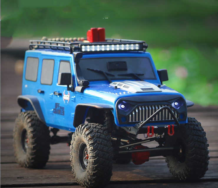 EX86100 1/10th escala más Hobby RC 2,4G RTR Rock Crawler