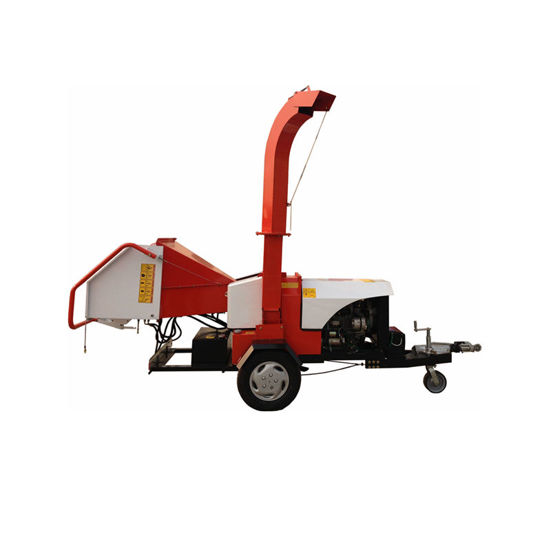 Rima wood shredder chipper mulch machine for sale