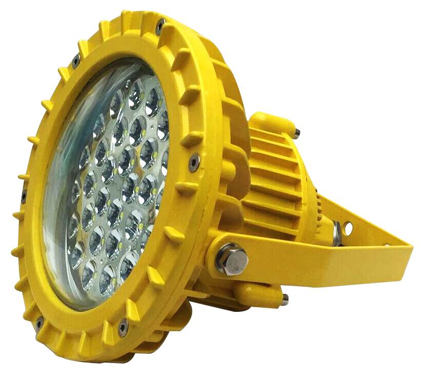 Aluminum Housing ATEX Certificated 80W /100W/120W/150W High Bright LED Explosion Proof Light
