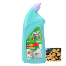 600ML Toilet Flush Cleaner Bottle Water Descaler Chemical Cleaning Supplies Wash Tile Liquid Detergent