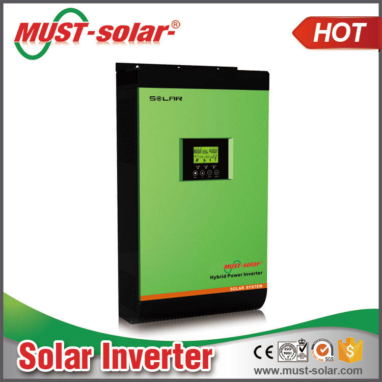 2018 Bottom Price Solar Inverter/High Frequency Inverter Solar Power System/Solar PV Inverter Price Supply from Factory