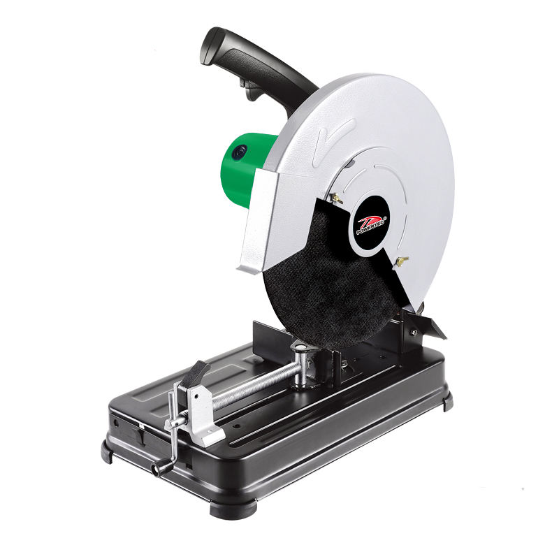POWERTEC 1800w 355mm electric cut off cutting machine cut-off saw