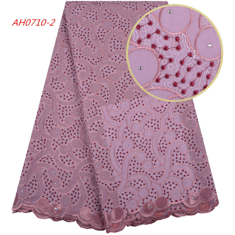 African Dry Lace Fabric African Cotton Lace Voile African Lace Fabric On Sale 1290