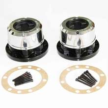 Car New Set Pair Free Manual Locking Hubs 26 Spline For Suzuki