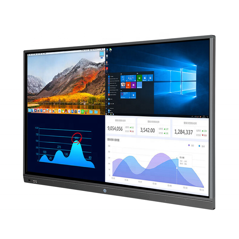 65 Inches Led Smart TV Interactive Panel For Classroom From BOCT BOARD