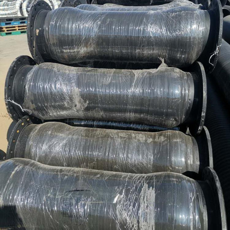 HDPE pipe Dredging suction rubber hose