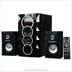 Sistem Wireless (Nirkabel) Fitur Khusus dan 2.1/3.1/5.1/7.1 TV Home Theater Speaker System