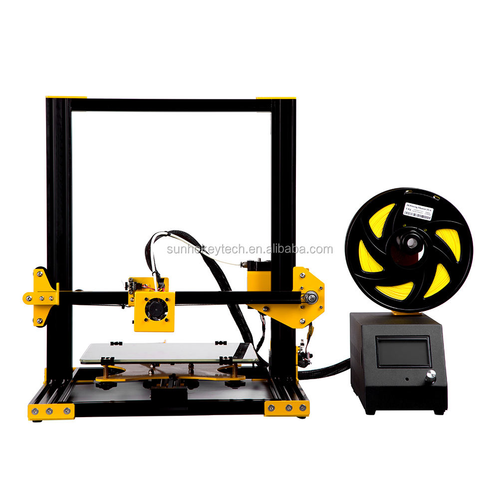 Hot Selling Sunhokey S1 3D Printer Machine 3D Printer With 12864 LCD Screen