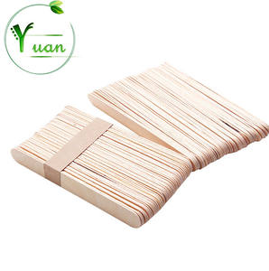 Factory direct sales Box packing wooden tongue depressor Chinese production