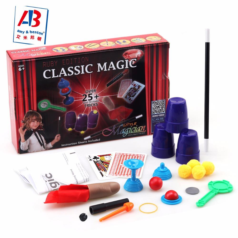 2020 new arrivals Magic Trick Kit toys for kid gift with good price