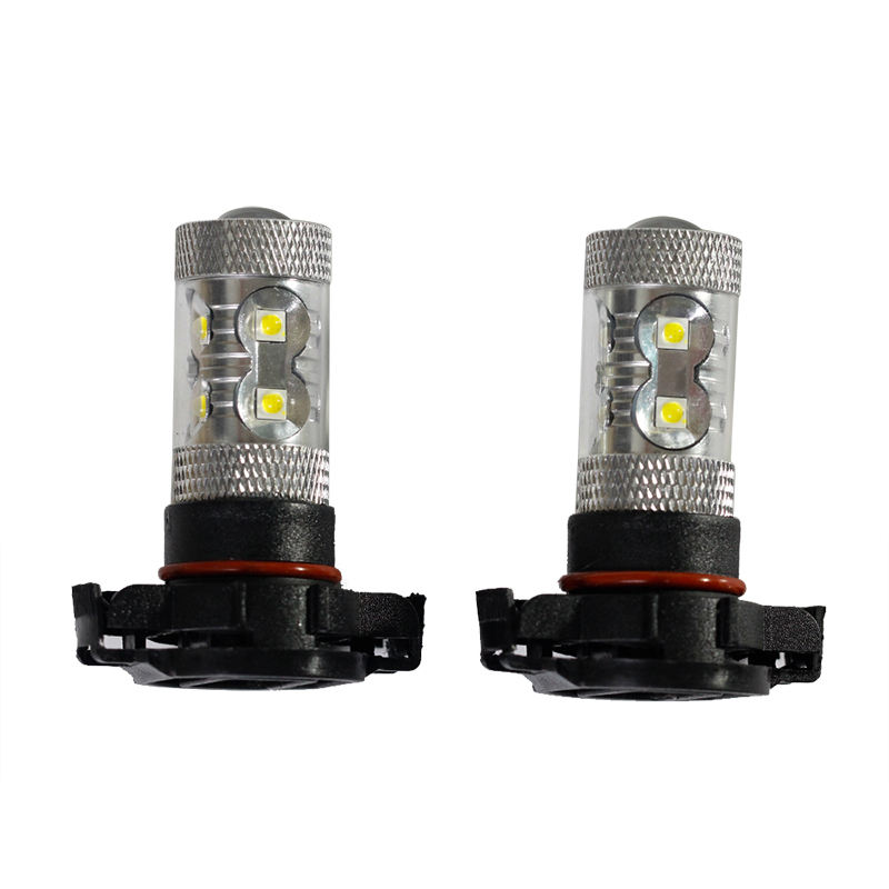 2016 KEEN New Products 60W car h16 led fog light bulb with 1800lm high power white color foglamp