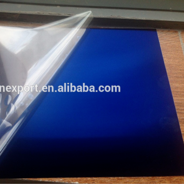 Blue selective coating tinox solar absorbers /High selective solar absorber for thermal collector