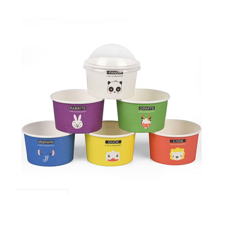 Factory価格Hot Sale Ice Cream Paper Cup