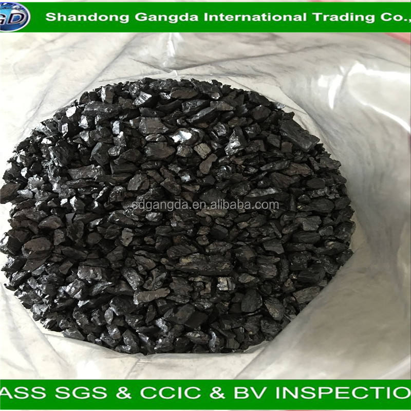GD-GCA-01/Carbon Additief/Carburetant/carbon raiser/Carburiser/Gas Gebrand Antraciet