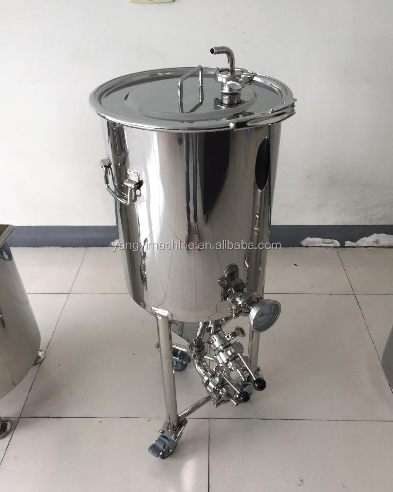 50L 100L Home brew equipment conical fermenter